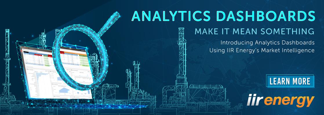 IIR Energy Analytics Dashboard