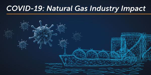 Natural Gas COVID-19 News