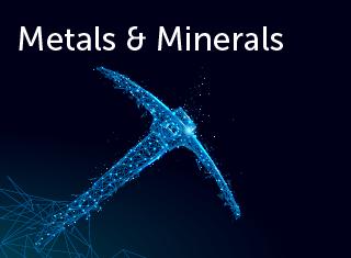 Metals & Minerals Industry News