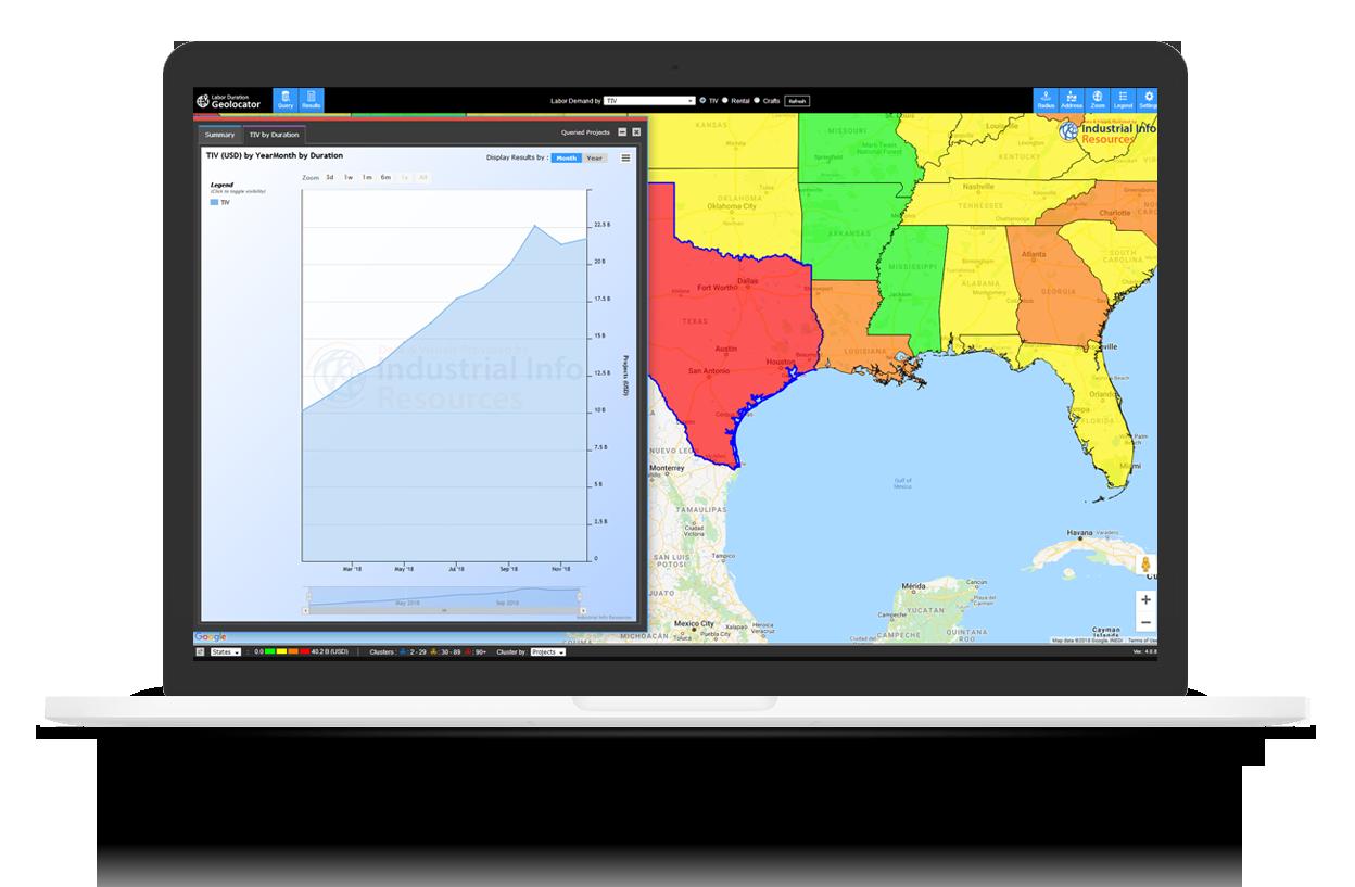 GeoLabor Analytics Tool